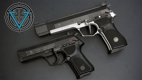 review vektor sp  south african space beretta
