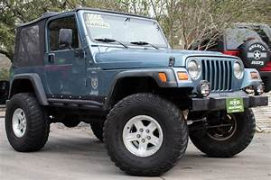 Used 1999 Jeep Wrangler Sport For Sale   8 995