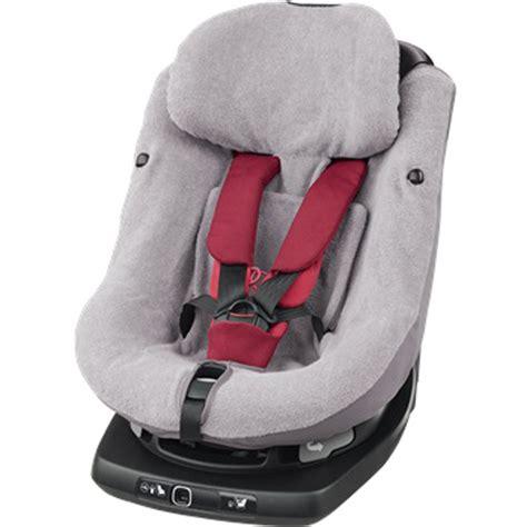 housse confort siege auto housse éponge pour siège auto axiss fix de bebe confort