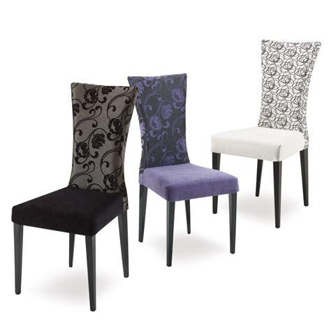 chaise salle à manger design chaises salle a manger tissus