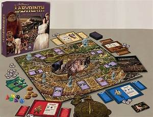 Jim Hensonu002639s Labyrinth The Board Game The Mary Sue