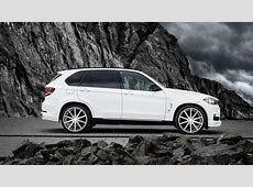JMS BMW X5 F15 with Racelook Exclusive Line