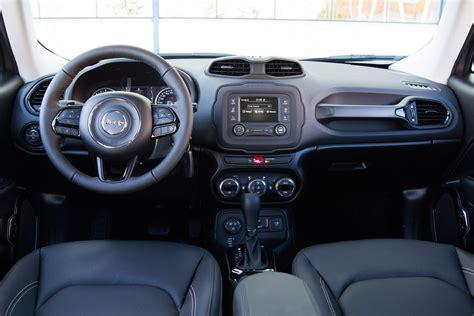 jeep renegade 2018 interior jeep renegade 2018 fotos versões preços e consumo car