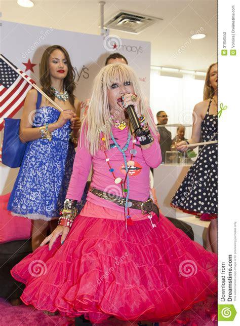fashion designer new york betsey johnson editorial photography image of pink