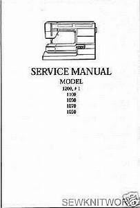 Viking Service Manual Models 1200   1 1100 1090