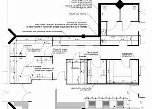 amenagement interieur pour l39ouverture d39un restaurant a With plan cuisine restaurant normes