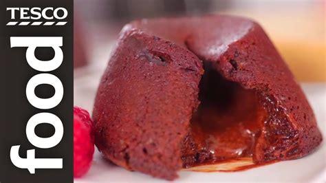 chocolate fondant pudding tesco food tesco