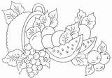 Coloring Fabric sketch template