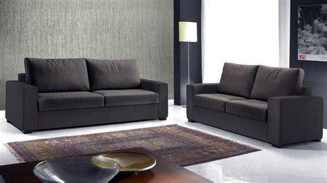 canapé tissu design pas cher canape et fauteuil pas cher 4 canap233 italien 3 places