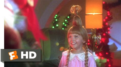 How The Grinch Stole Christmas (7/9) Movie Clip