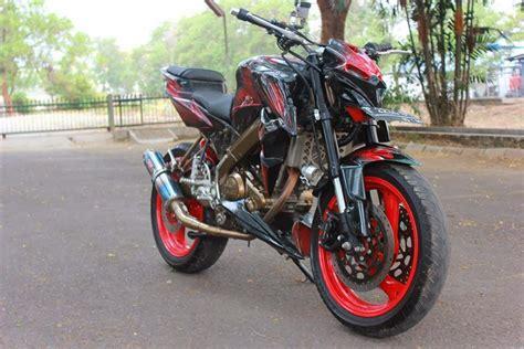 Gambar Motor Modifikasi by 10 Gambar Modifikasi Motor Yamaha Vixion Terbaru