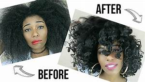 BEST WAY TO MOISTURIZE DRY NATURAL HAIR YouTube
