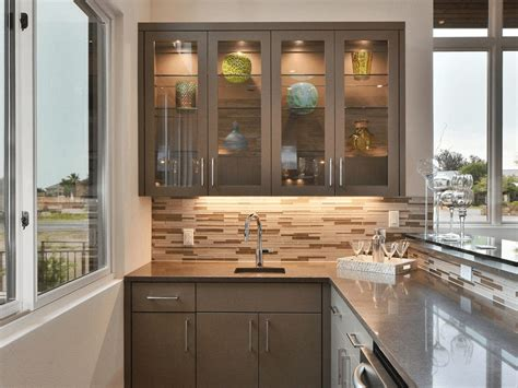 Kitchen Cabinets With Glasses by Glass Shelves Residential Gallery Anchor Ventana Glass