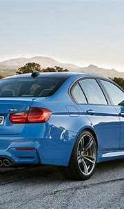2016 BMW M3 Release Date, Price, Review, Colors, 0-60