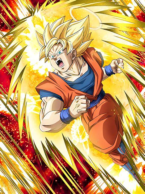 Flawless Technique Super Saiyan Goku (Angel) Dragon Ball