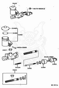 Daihatsu Mira Carburetor Diagram