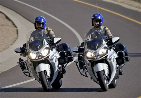Arizona Troopers Pick Kawasaki For Highway Patrol