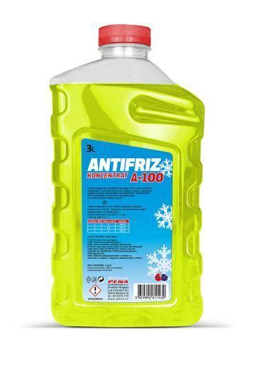 Antifriz koncentrat žuti 1L - 17,50 kn dostupan u 3L, 25L ...