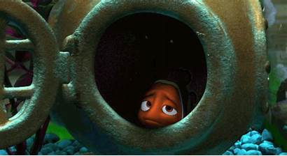 Nemo Pixar Disney Giphy Finding Animation Gifs