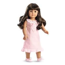 American Girl Doll Samantha Nightgown