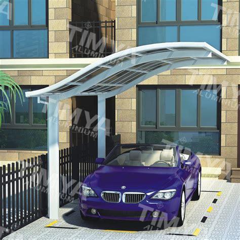 Aluminum Carport Materials by 2015 China Aluminum Frame Carport Canopy Roofing Material