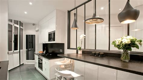 verrieres cuisine comment installer une verrière dans sa cuisine