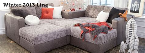 Lovesac Lounger by Snooze On A Lovesac Sactionals M Lounger Shown Here With