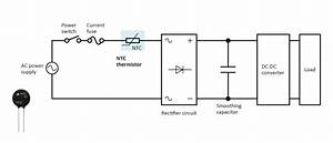 How To Use Ntc Thermistors For Inrush Current Limiting