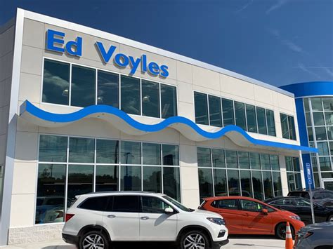 About Ed Voyles Honda Dealership
