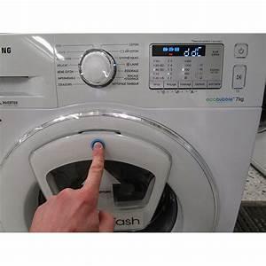Comparatif Lave Linge Hublot : test samsung ww70k5413ww addwash lave linge ufc que ~ Melissatoandfro.com Idées de Décoration