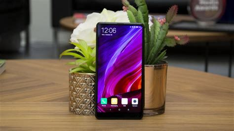 Xiaomi Mi Mix 2 Review Unparalleled Beauty In A