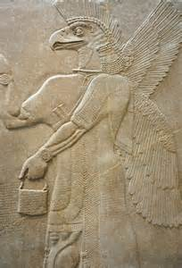 Assyrian Relief Art
