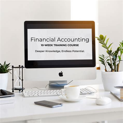 financial accounting  week training
