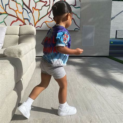 Insiders say there is a lot of love there still between the two of them. Stormi Webster's Most Fashionable, Adorable Outfits
