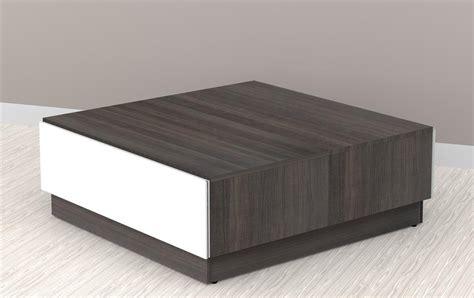 coffee table with hidden storage nexera allure coffee table with hidden storage 220733