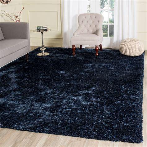 area rug patterns safavieh toronto shag navy 8 ft x 10 ft area rug sgt711d