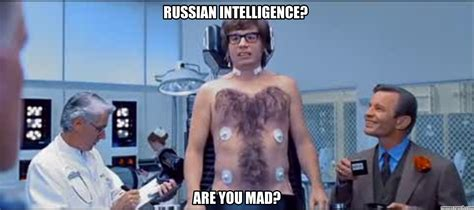 Austin Powers Meme Generator - austin powers russian intelligence