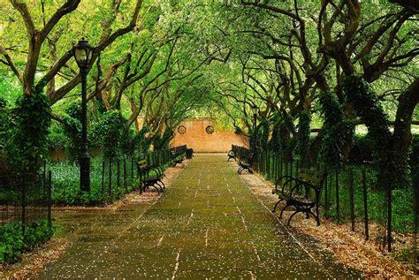 Secret Garden Central Park by Inside New York City S Parks Nyc Park Guide