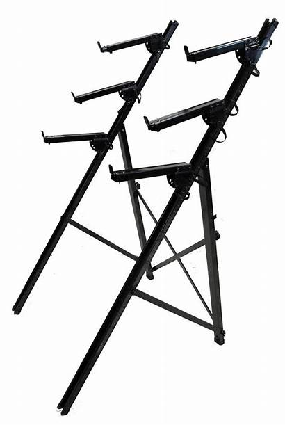 Keyboard Stand Tier Stands Tall Studio Setup