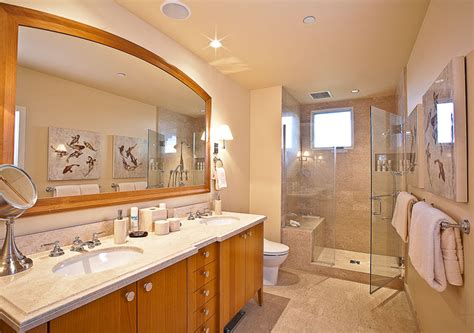 master bedroom and bathroom wailea villas k 508 surf southshore 15982