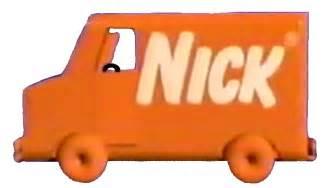 Nickelodeon Truck Logo