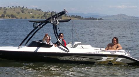 Fishing Boat Hire Albury Wodonga by About Us Water Sports Albury