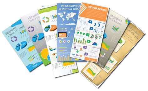 graphic templates 35 free infographic powerpoint templates to power your presentations