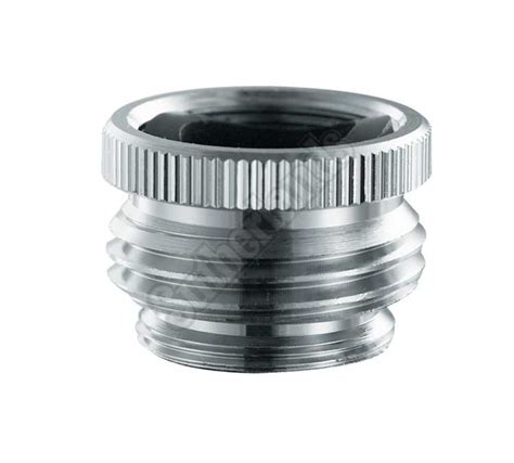 Faucet Aerator Adapter Hose by Waxman 7615400lf Aerator Adapter Faucet To Hose At Sutherlands
