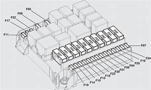Fiat Fiorino Mk3  Fiat Qubo   From 2007  - Fuse Box Diagram