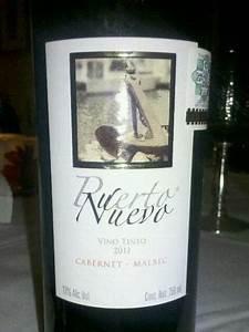food survey l a cetto puerto nuevo cabernet malbec 2011 wine info
