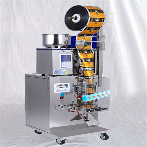 granules powder small bags weighing racking packaging machine vertical bagging equipment
