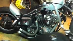 1980 Harley Davidson Flh Shovelhead Bobber
