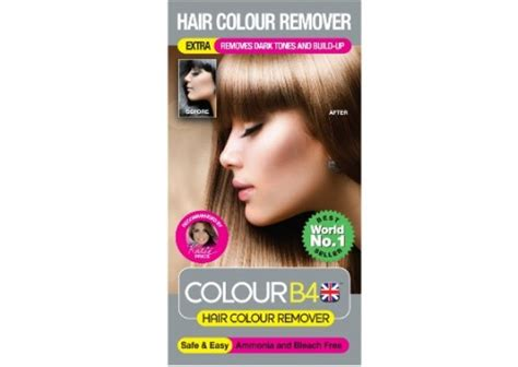 hair color remover reviews colourb4 hair colour remover review review