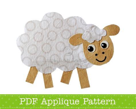 farm animal applique patterns applique template farm